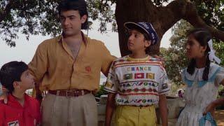 Aamir Khan Best Scenes | Hum Hai Rahi Pyaar Ke | Bollywood Movie Scenes
