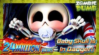 Baby Skull Is In Danger!   Zombie Dumb Season 2!   좀비덤   Videos For Kids