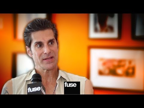 Perry Farrell's Lollapalooza Secret Stories