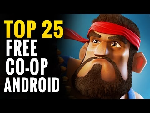 Top 25 FREE CO-OP Android Games   Coop multiplayers