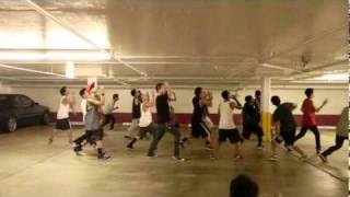 like a g6 choreography by aaron jacob gonzales