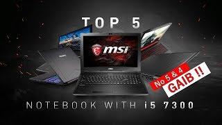 5 Pilihan Laptop Gaming Bertenaga Intel Core i5-7300HQ plus GTX 1050