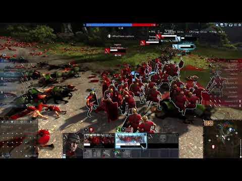 Total war Arena : Bataille de Teutobourg