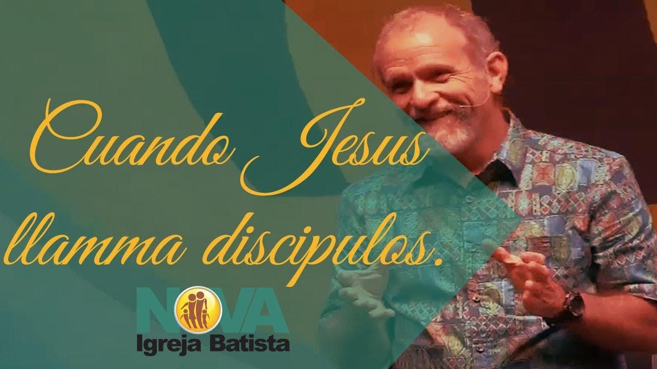 Cuando Jesús llama discipulos