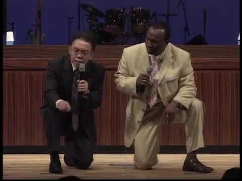 PASTOR SUNDAY ADELAJA IN JAPAN - WORD TO THE YOUTH