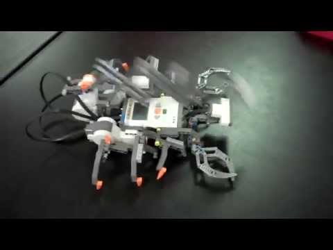 Lego Robotics Club at Sweetwater Episcopal Academy