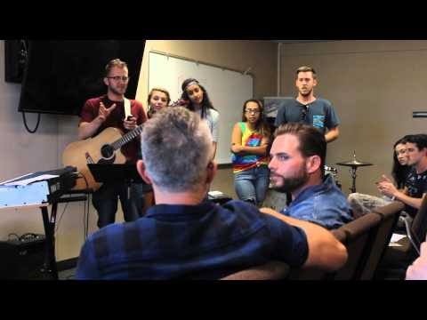 Review your song - WorshipU 2015 - Jeremy Riddle and Joel Taylor | Bethel Music