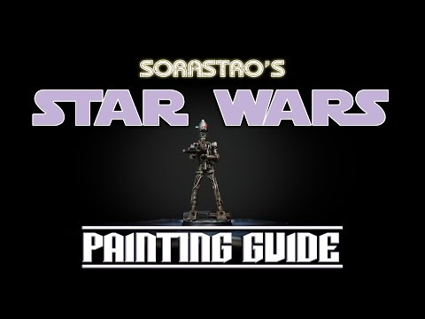 Star Wars Imperial Assault Painting Guide Ep.12: IG-88