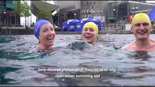 SWIM: Taking a dip in Salford Quays