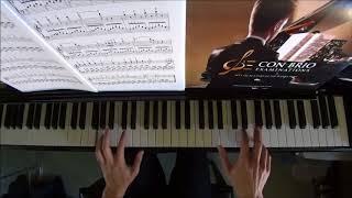 Video Con Brio Exam (CBE) Grade 4 Czerny Op.849 No.2 Performance download MP3, 3GP, MP4, WEBM, AVI, FLV Oktober 2018