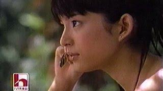 1999年ごろのハウスの紅茶のゼリーのCMです。元SPEEDの上原多香子さんが...