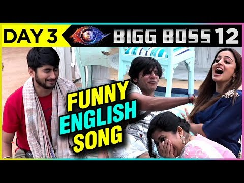 Deepak Composes NEW ENGLISH Song In BB...