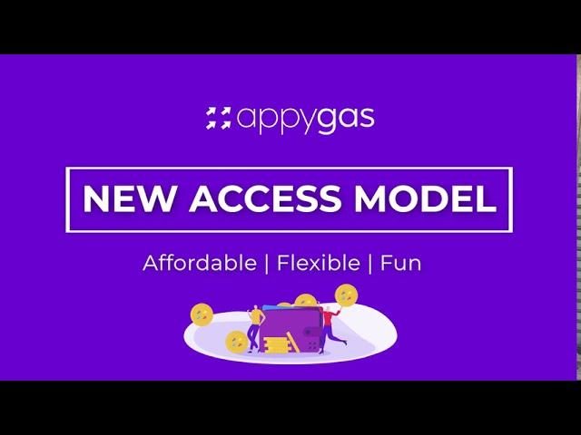 appygas reloaded - New Access Model