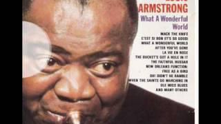 Louis Armstrong - It's so good (C'est si Bon)