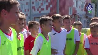 «Сегодня сюда пришли те, с кем мы связываем будущее самарского и российского футбола»
