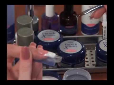 IBD Gel Nails Step by Step Tutorial | www.nailsrus.ca