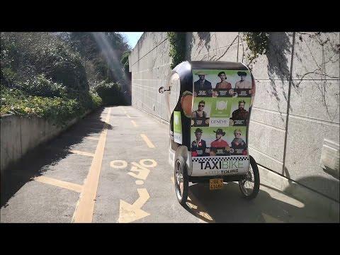 Nous vous offrons le TaxiBike pendant le Salon de l'Auto!
