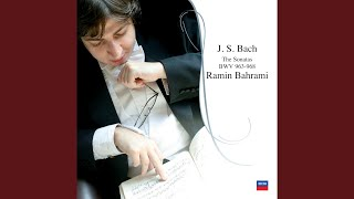 J.S. Bach: Sonata nach Reinken in A Minor, BWV 965 - 6. Courante