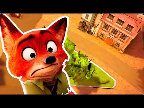 Zootopia Just in Time [by Disney] Gameplay App Game For Children