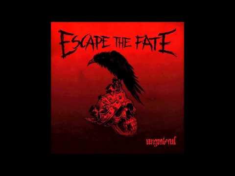 Risk It All - Escape The Fate (New Album) full song HD