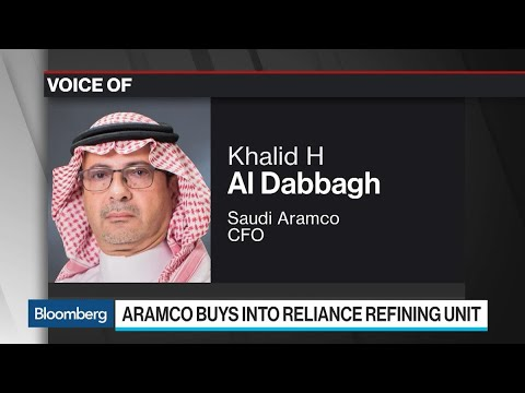 Saudi Aramco Buying Stake in India's Reliance Industries