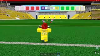 [ROBLOX] RES #1 - Penalty Shootout Goalkeeping POV 0-5