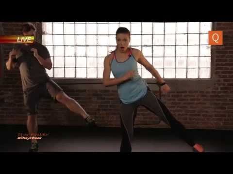 Qinetic Live: Glutes and Thighs With Shay