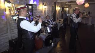 Moscow Trad Jazz Band в клубе Игоря Бутмана (Б. Полянка 27) 20.08.2015 - 2 отд.