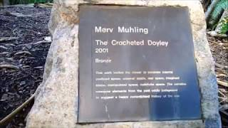 THE SECRET PLACE WITH THE CROCHETED DOYLEY