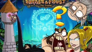 Shakes & Fidget: Blacky! Wie funktioniert das? - Rekordchar Turmbegleiter leveln