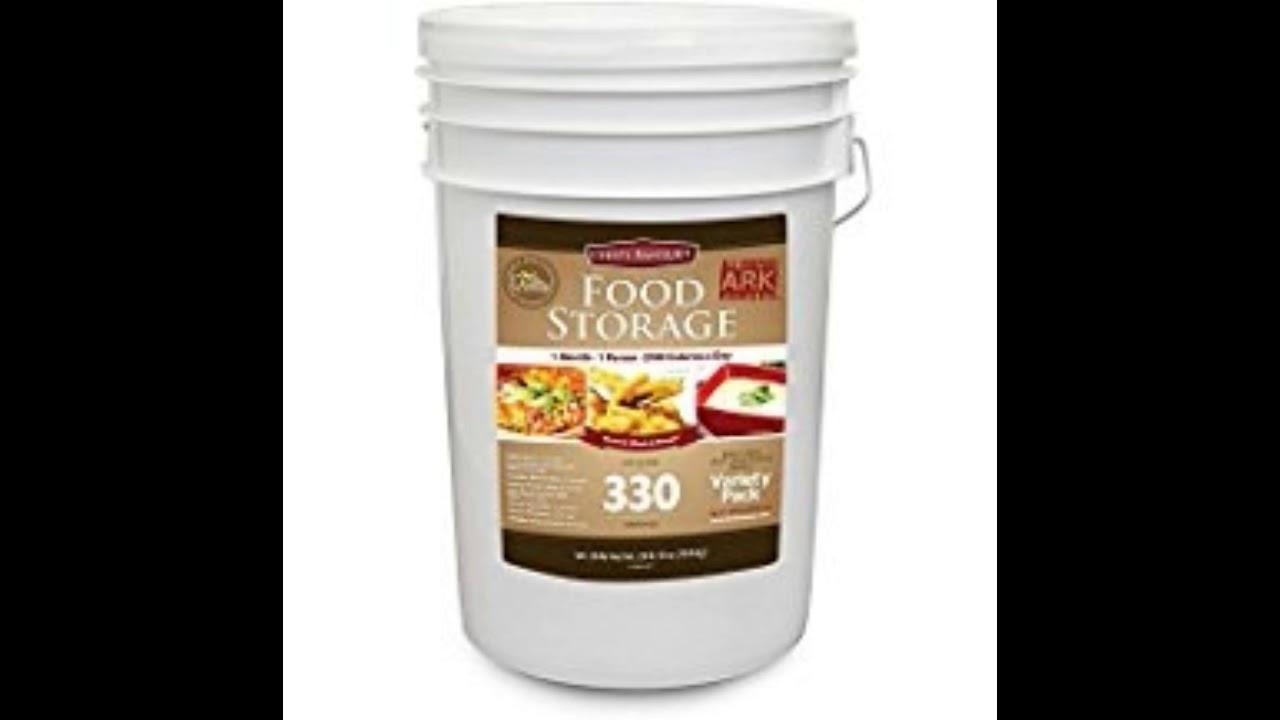 Bestseller Easy to Prepare Variety Breakfast /& Dinner Emergency Food Supply