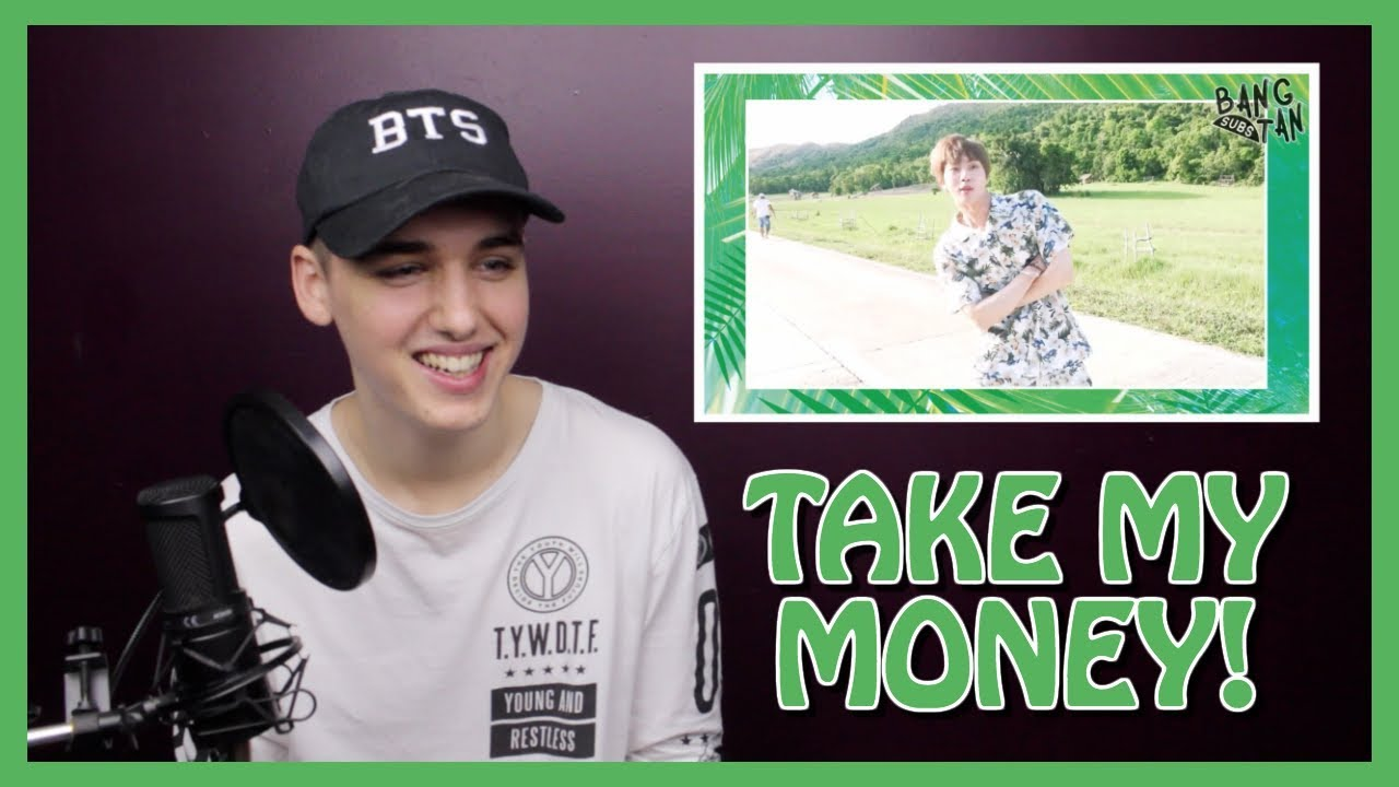 2eff00dc236d  PREVIEW  BTS (방탄소년단)  BTS 2017 Summer Package  REACTION