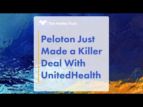 Peloton Just Made a Killer Deal With UnitedHealth