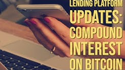 CRYPTO LENDING UPDATE 🎙️ Celsius Network Bitcoin Compound Interest, Blockfi Account, Loan Strategy