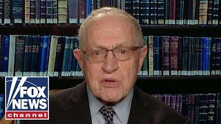 Dershowitz: Democrats will regret calling Mueller to testify