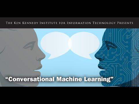 Conversational Machine Learning - Tom Mitchell