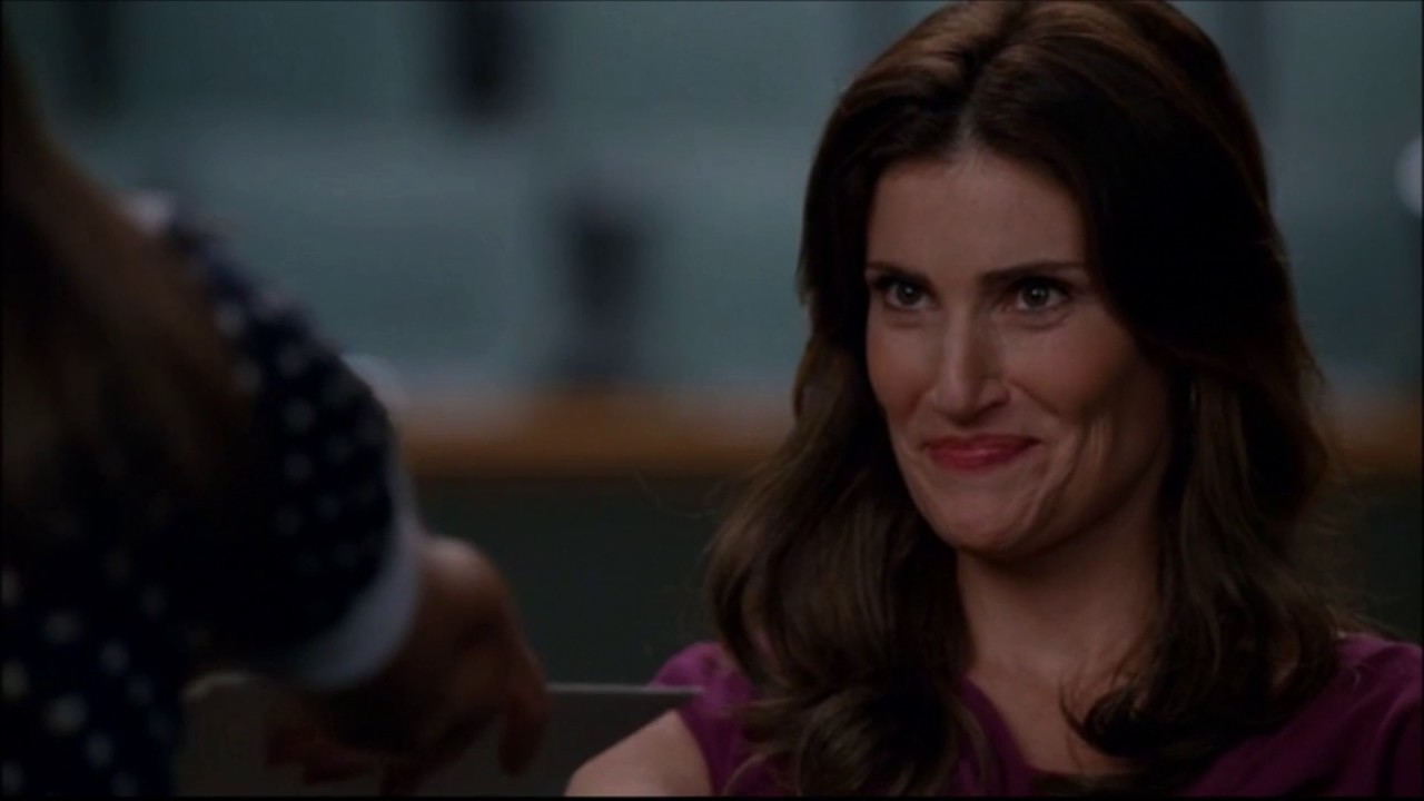 glee - rachel asks shelby for a letter of recommendation 3x06