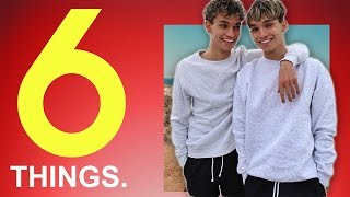 6 Things You Didn't Know About Lucas and Marcus! (Dobre Twins)