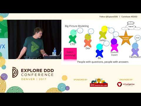 Steven A. Lowe - Three Rules for Domain-Driven Design