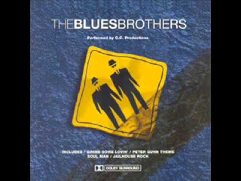 "C.C. Productions perform ""The Blues Brothers"" - Minnie the Moocher"