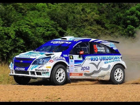 Onboard Rally: Chevrolet Team - YouTube