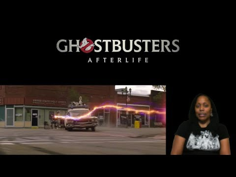 GHOSTBUSTERS: AFTERLIFE TRAILER #1 (2020) | Reaction