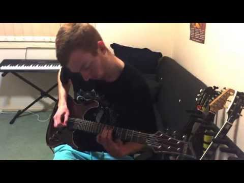 Parkway Drive - A Deathless Song -  Solo Cover (WITH TABS) - HD