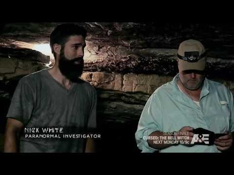 Download Scene with #NICKTWHITE from Cage The Darkness, on CURSED THE BELL WITCH on A&E NETWORK