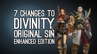 7 Changes in Divinity Original Sin Enhanced Edition - New Gameplay (PS4, Xbox One, PC)