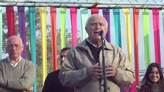 Lifschitz inauguró El Alero y obras de mejoras en Villa Gobernador Gálvez