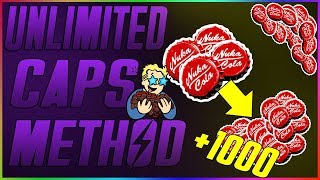 Fallout 76 -EASY/FREE CAPS FARM |WORKING CAPS METHOD| EASILY GET FREE CAPS FAST(After Patch)
