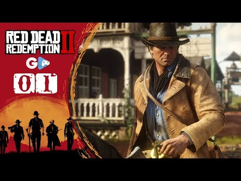 Red Dead Redemption 2 #01 - O inicio, JOGO INCRÍVEL (GAMEPLAY PS4 PRO PT-BR) thumbnail