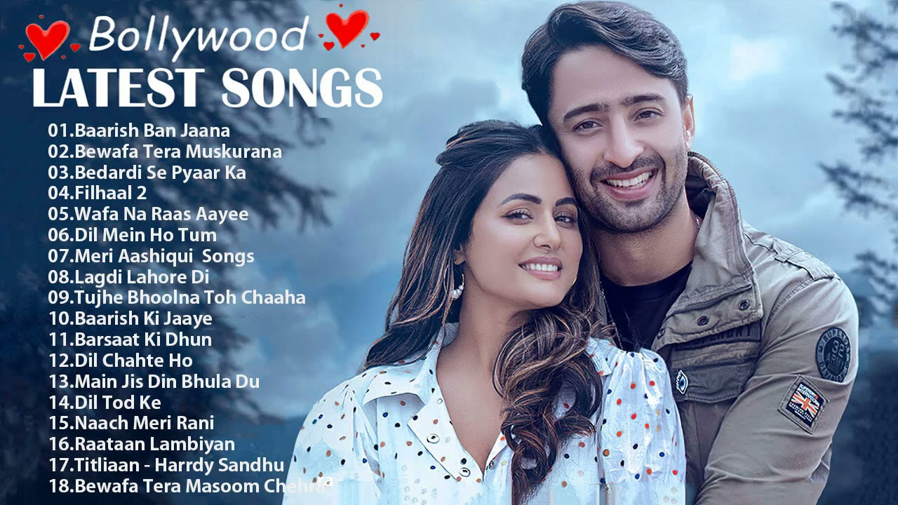 Download Bollywood Latest Songs 2021 💖 New Hindi Song 2021 💖 Top Bollywood Romantic Love Songs.