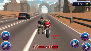 Bike Attack Death Race (by LOKI) Android Gameplay [HD]
